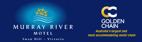 Murray River Motel Retina Logo
